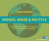 This feature is part of the NCCWN Donegal Women's Network, 'Women's Lives, Women's Voices' series. Written by Mary Lane to raise awareness to the global movement and campaign 'Plastic Free July'. This is the first in a two part feature by Mary who reflects on her experience of becoming aware of the concept of Zero Waste and how she has managed to bring a zero waste lifestyle into her family home