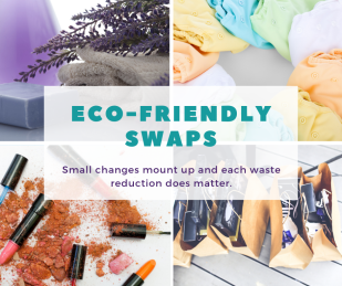 ECO-FRIENDLY SWAPS