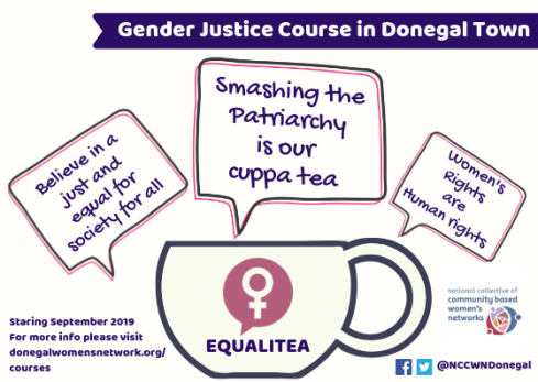 Gender Justice Coures in Donegal Town