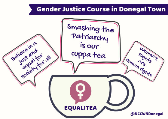 Gender Justice Course in Donegal Town