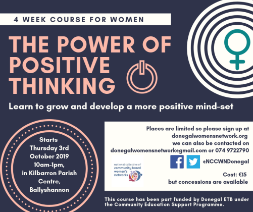 The Power of Positive Thinking Course