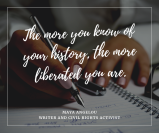 In this Women's Lives Women's Voices feature Historian Dr Angela Byrne from Donegal highlights the historical struggles faced by women here in Ireland. And she pays tribute to Rose Brogan, Ethna Carbery, Máire de Paor, Maureen Wall, née MacGeehin, Kathleen 'Kay' McNulty and Margaret 'Pearl' Dunlevy, inspiring historical women with Donegal connections