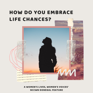 In this Women's Live's, Women's Voice' feature Sarah shares her story and unique journey to create a new life for herself and family in Donegal after a major life change