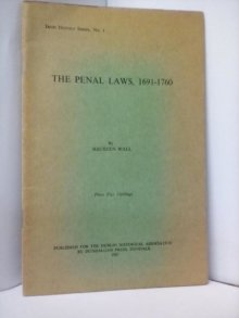 Irish Penal Laws