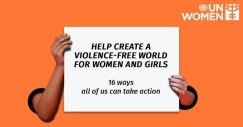 In this month's Women's Live's, Women's Voice' feature a Donegal woman shares her views and thoughts on the issue of 'gender based violence experienced by women and highlights the important need for us as a society and country to confront the reality of gender based violence in Ireland