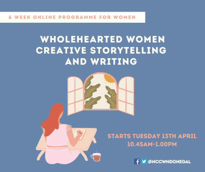 Whole Hearted Women_ Creative Storytelling programme for Women