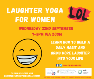 Laughter Yoga SEPT 2021