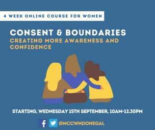 setting boundaries course website