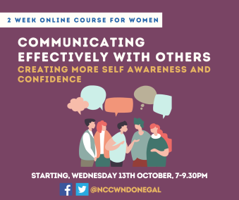 Communicating effectively course 2021 website